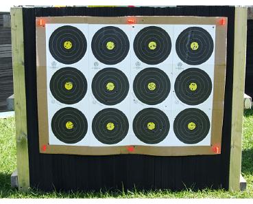 100cm Targets