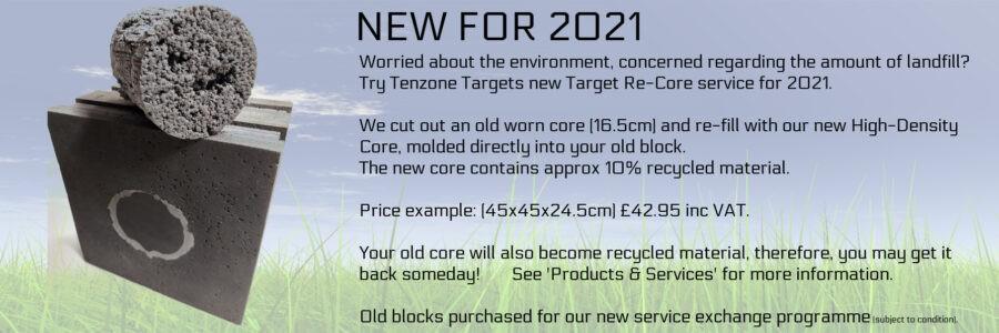 Re-Core Service 2021